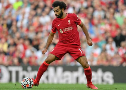 Salah has flown to join the Egyptian national team