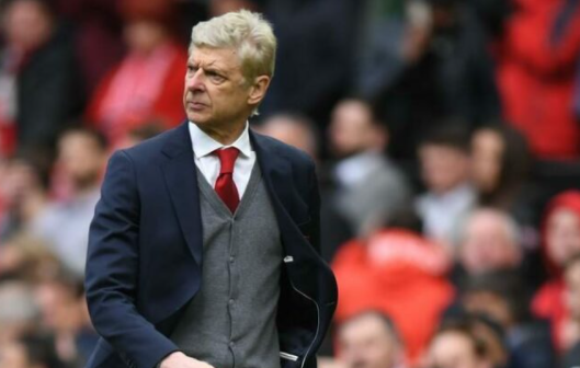 Wenger, The World Cup is held every 2 years